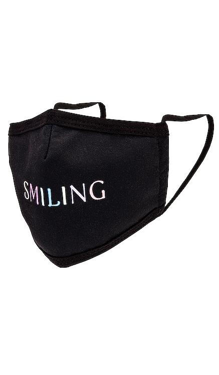 Smiling Face Mask GRLFRND $17 (FINAL SALE) NEW