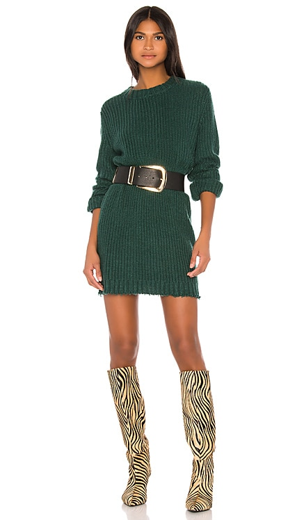 Lane Crewneck Sweater GRLFRND $198 BEST SELLER