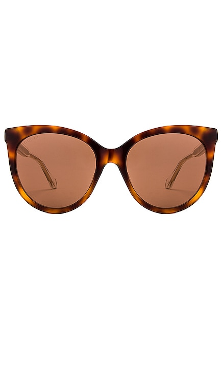 Round Cat Eye Gucci $375 Collections