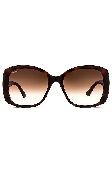 Oversize Square Acetate Gucci $275 NEW