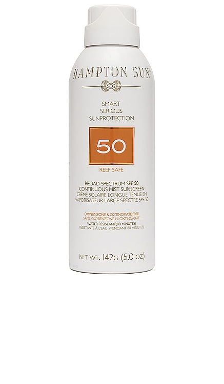 SPF 50 Continuous Mist Hampton Sun $32