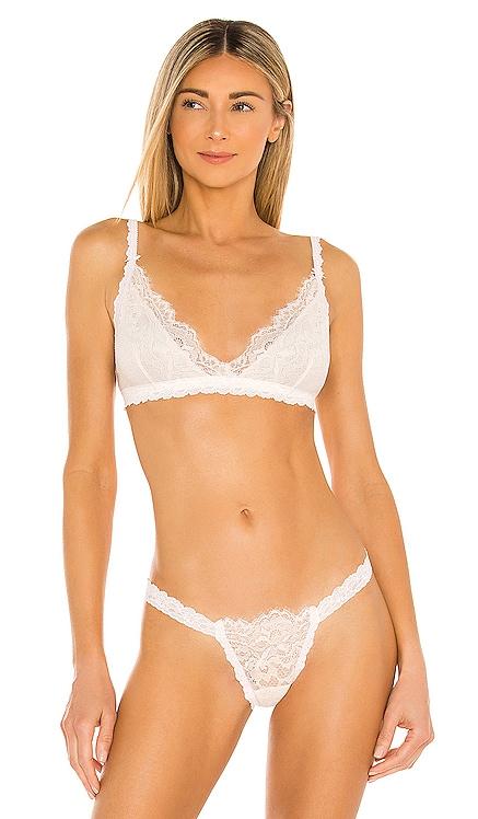 x Monique Luhillier Bralette Hanky Panky $90