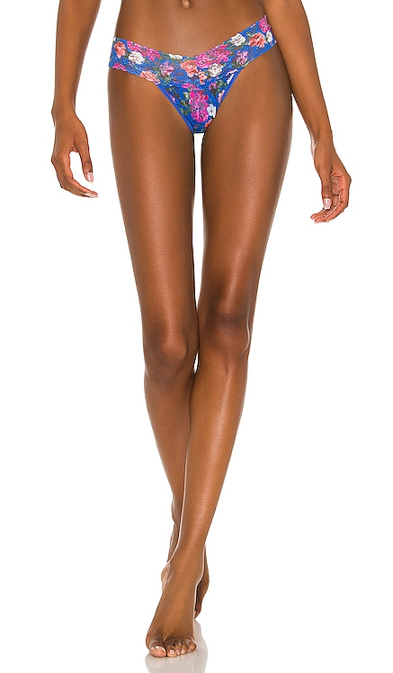 Low Rise Thong Hanky Panky $25 NEW