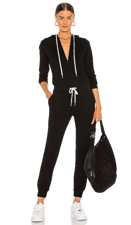 Supersoft Fleece Hooded Jumpsuit MONROW $258 MÁS VENDIDO