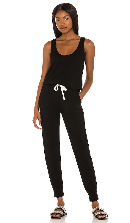 Supersoft Tank Jumpsuit MONROW $176 NEW