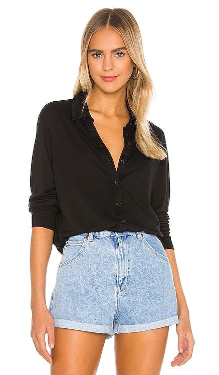 Jersey Basic Shirt MONROW $180 NEW ARRIVAL