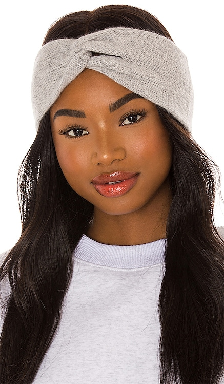 Cashmere Headband Hat Attack $88