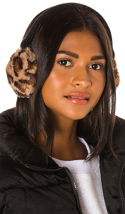 Faux Fur Earmuffs Hat Attack $67