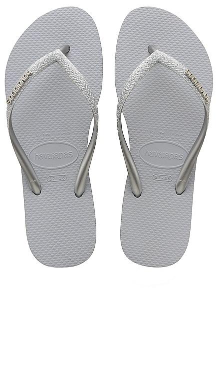 Slim Glitter Sandal Havaianas $34