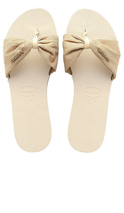 SANDALES YOU ST. TROPEZ MATERIAL Havaianas $40 BEST SELLER