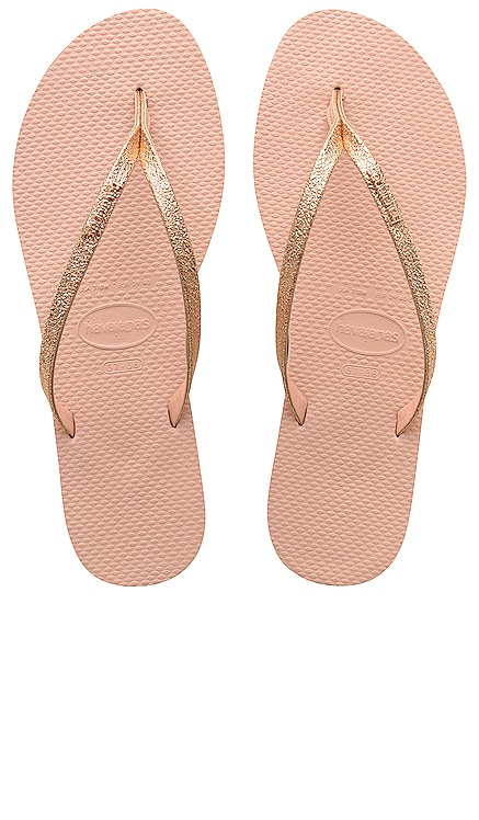 You Shine Sandal Havaianas $42 NEW