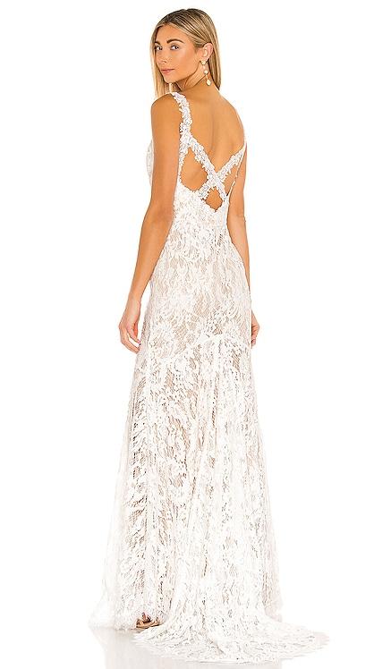 Della Gown HEARTLOOM $319 Wedding