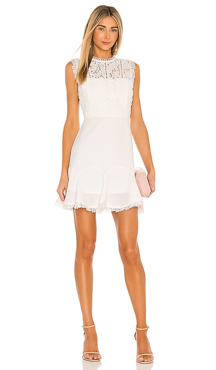 Cammie Mini Dress HEARTLOOM $149 NEW