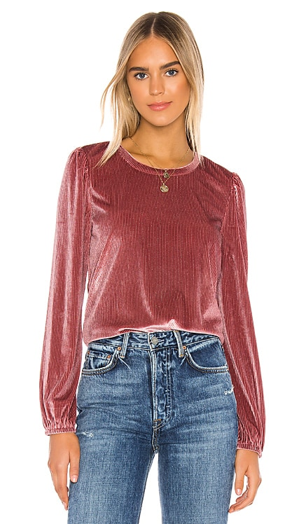Allie Top HEARTLOOM $31