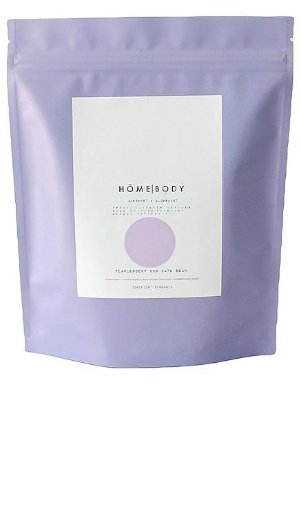 Amethyst + Alchemist Pearlescent CBD Bath Soak HOMEBODY $42