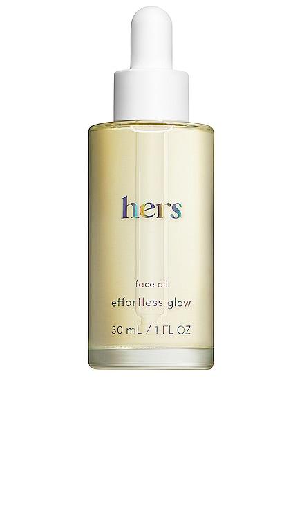 Effortless Glow Face Oil hers $21 NEW