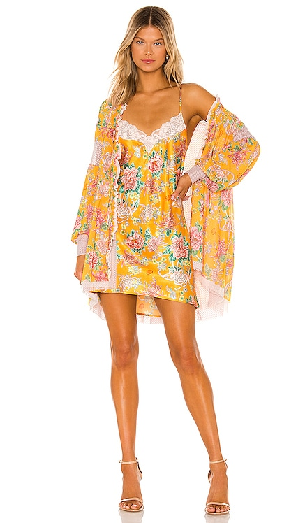 Make It A Double Slip Dress HAH $298