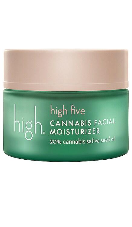 High Five Cannabis Facial Moisturizer high beauty $40 BEST SELLER