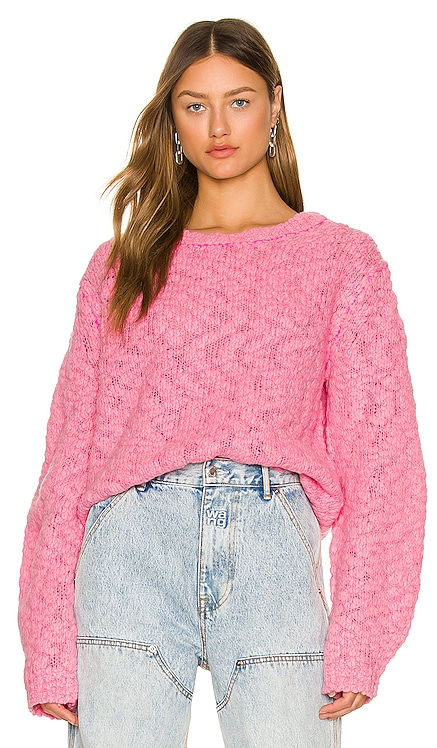 Cropped Pullover Helmut Lang $395 NEW