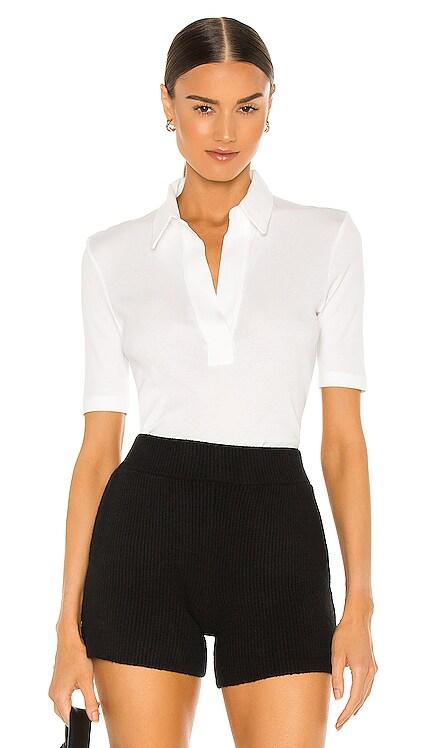 Skinny Polo Shirt Helmut Lang $160 NEW