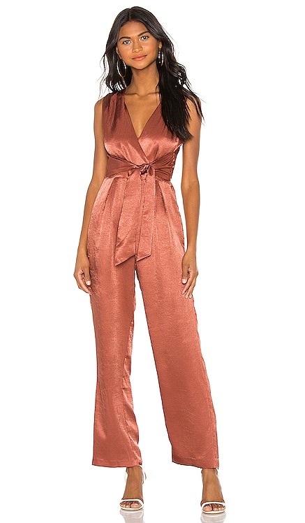 X REVOLVE Evita Jumpsuit House of Harlow 1960 $90