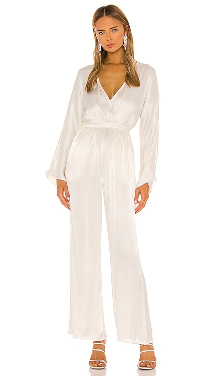x REVOLVE Long Sleeve Jumpsuit House of Harlow 1960 $194