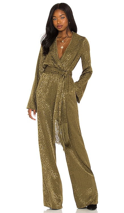 x REVOLVE Rossi Jumpsuit House of Harlow 1960 $268