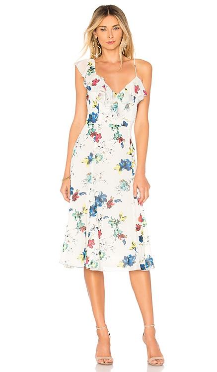 x REVOLVE Raina Dress House of Harlow 1960 $61