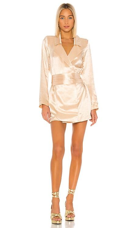 x REVOLVE Randa Blazer Dress House of Harlow 1960 $166