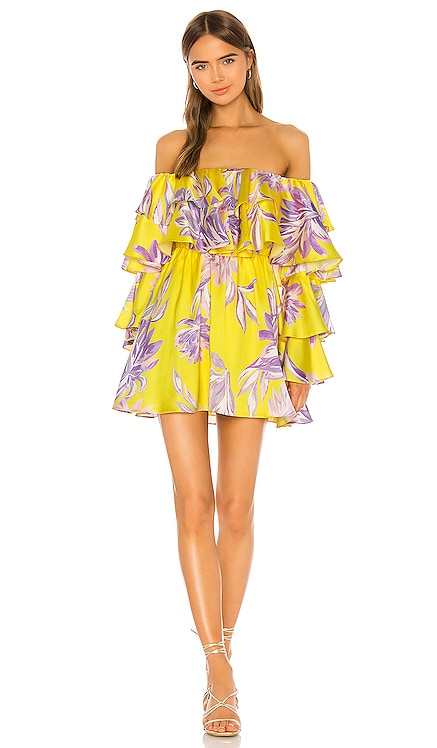 x REVOLVE Julita Mini Dress House of Harlow 1960 $228 NEW ARRIVAL