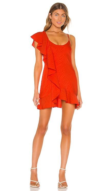 x REVOLVE Georgeta Mini Dress House of Harlow 1960 $218 NEW ARRIVAL