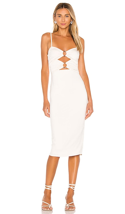 x REVOLVE Siobhan Midi Dress House of Harlow 1960 $148 NEW ARRIVAL