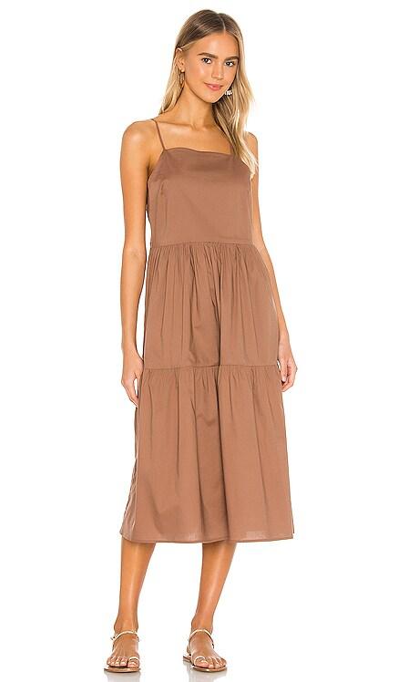 x REVOLVE Francesca Midi Dress House of Harlow 1960 $178