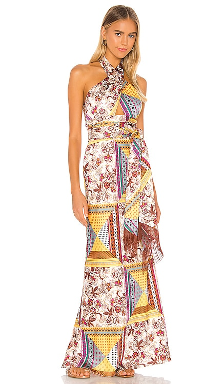 x REVOLVE Tianna Maxi Dress House of Harlow 1960 $268