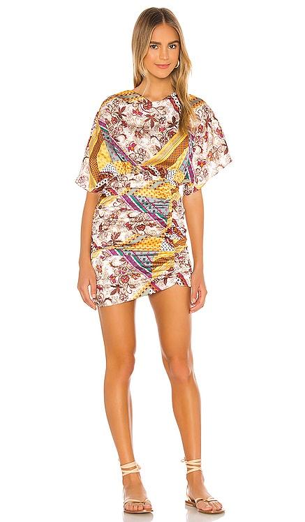 x REVOLVE Jemima Dress House of Harlow 1960 $178 NEW
