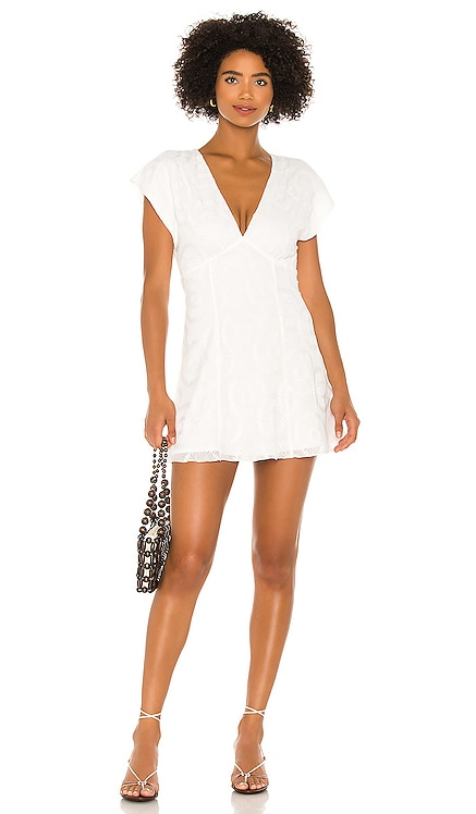 x REVOLVE Charleigh Mini Dress House of Harlow 1960 $178 NEW
