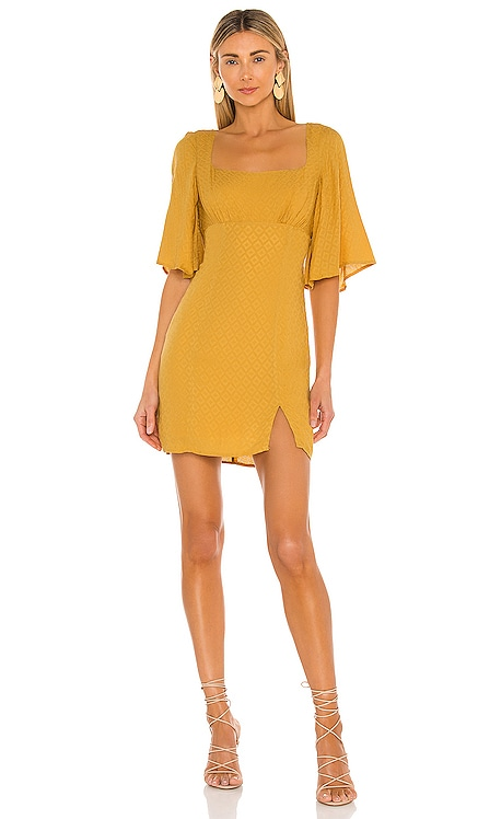 x REVOLVE Imani Mini Dress House of Harlow 1960 $188