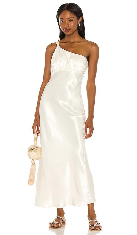 x Sofia Richie Amira Midi Dress House of Harlow 1960 $208 Wedding