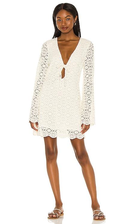 x Sofia Richie Birkin Mini Dress House of Harlow 1960 $160