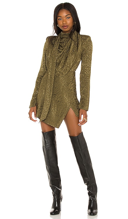 x REVOLVE Chianni Mini Dress House of Harlow 1960 $238 NEW