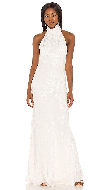 x Sofia Richie Vito Maxi Dress House of Harlow 1960 $258 NEW