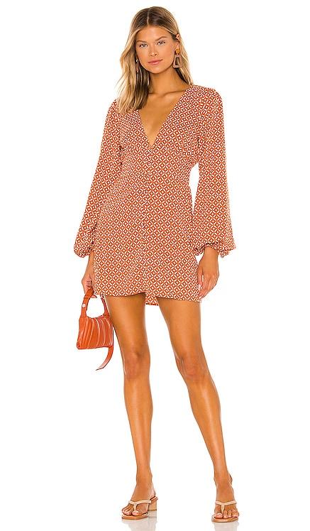 x Sofia Richie Alba Mini Dress House of Harlow 1960 $198 NEW