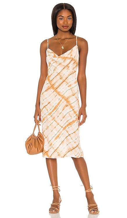 x Sofia Richie Ira Midi Dress House of Harlow 1960 $198