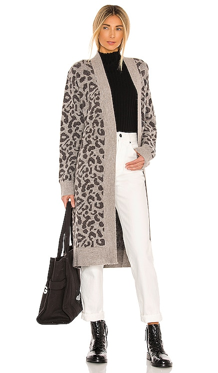 x REVOLVE Atwater Maxi Cardigan House of Harlow 1960 $228 NEW
