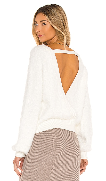 x REVOLVE Frayda Sweater House of Harlow 1960 $168 NEW