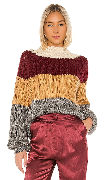 x REVOLVE Louis Sweater House of Harlow 1960 $47 (FINAL SALE)