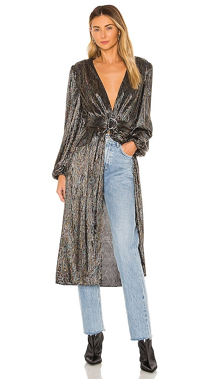 x REVOLVE Michalina Duster House of Harlow 1960 $126