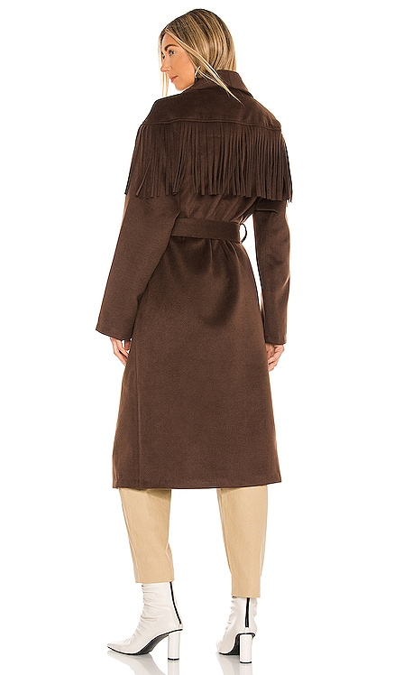 x REVOLVE Pierra Coat House of Harlow 1960 $285