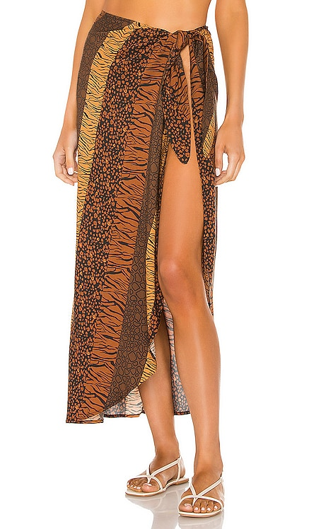 x REVOLVE Erin Sarong House of Harlow 1960 $90