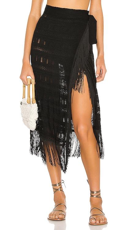 x REVOLVE Brayden Knit Skirt House of Harlow 1960 $150 BEST SELLER
